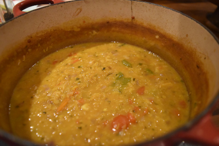 Dutch Oven Dal